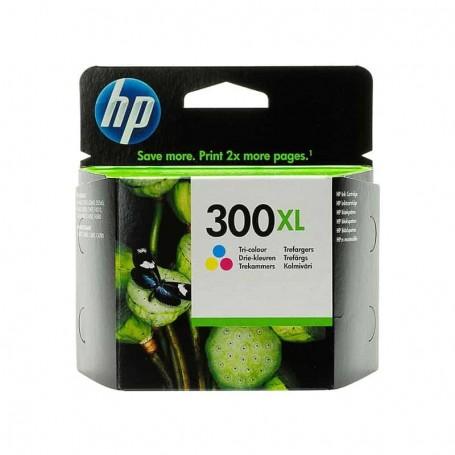 HP Tinteiro Original 300XL Cores