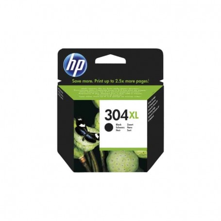 HP Tinteiro Original 304XL Preto
