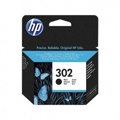 HP Tinteiro Original 302 Preto