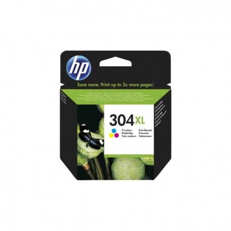 HP Tinteiro Original 304XL Cores