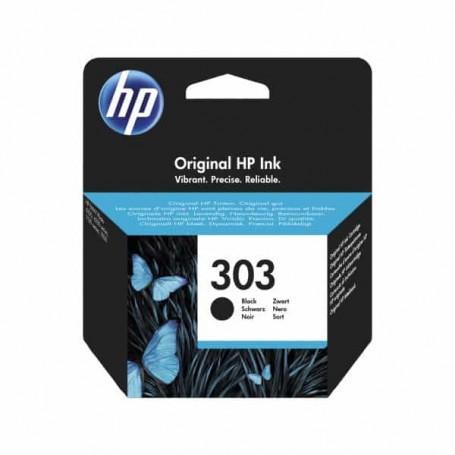 HP Tinteiro Original 303 Preto