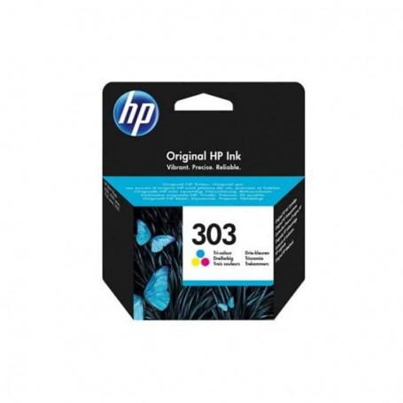 HP Tinteiro Original 303 Cores