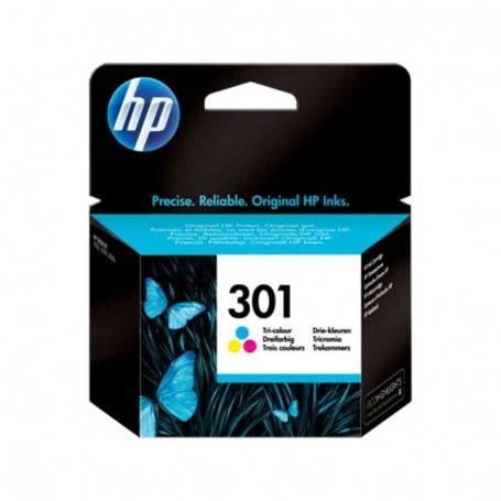 HP Tinteiro Original 301 Cores