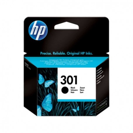 HP Tinteiro Original 301 Preto