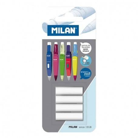 Milan Recarga Borracha Compact Capsule