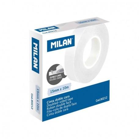 Milan Fita-Cola Transparente Face Dupla