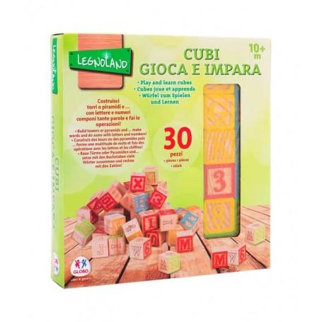 Globo Legnoland 37843