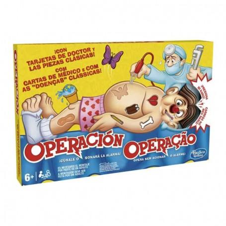 Hasbro Operação