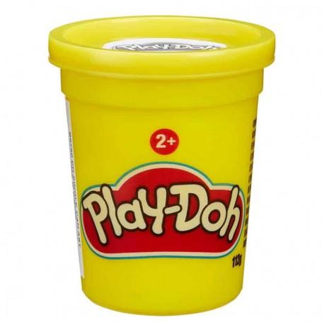 Hasbro Pote Individual Play-Doh Amarelo