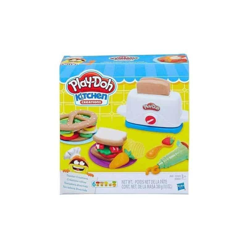 Torradeira Play-Doh