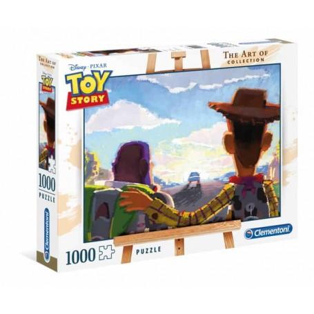 Clementoni Puzzle 1000 Peças Colecção Arte Toy Story 39491