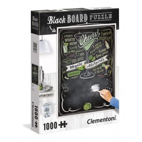 Clementoni Puzzle Lousa 1000 Peças Cheers 39467