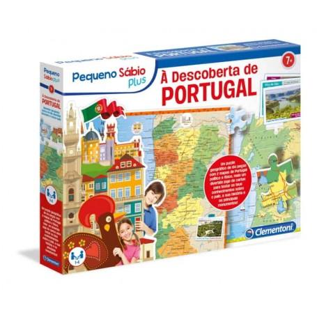 Clementoni Descoberta Portugal