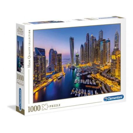 Clementoni Puzzle 1000 Peças Dubai 39381
