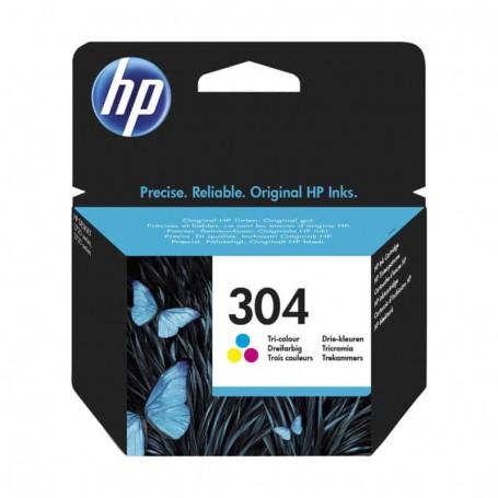 HP - Tinteiro Original 304 Cores