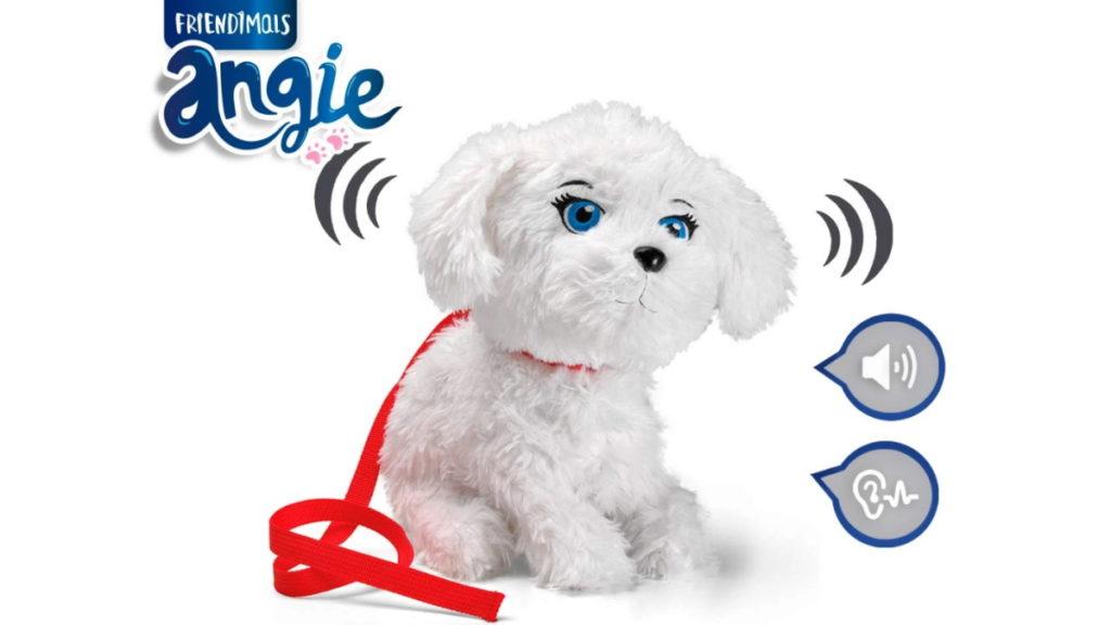 Brinquedo Angie Chicos