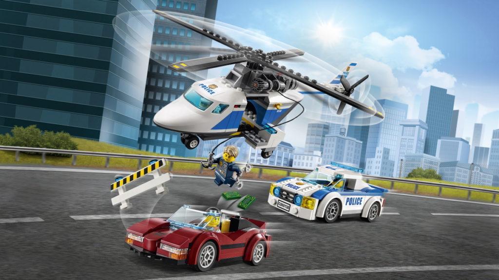 LEGO City Chase