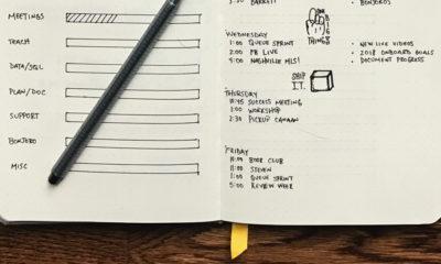 Bullet Journal Example
