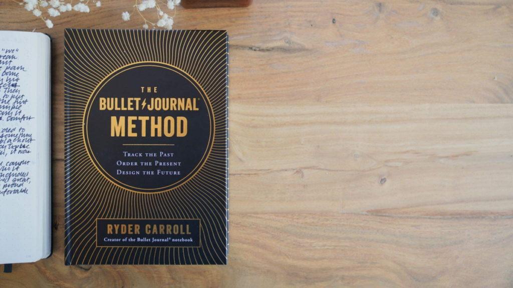 Livro Oficial Bullet Journal