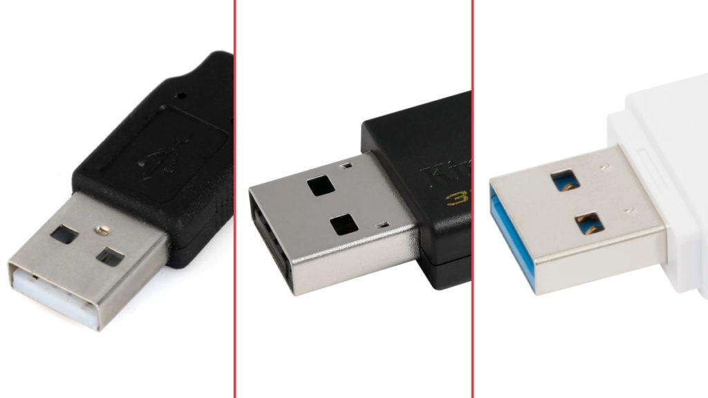 USB 1.0 2.0 3.0