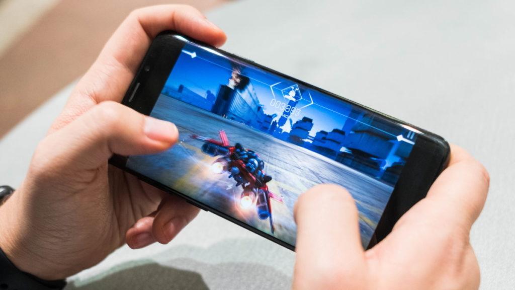 Smartphone Jogos Consola PC